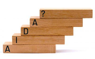 How should we interpret the AIDA method in 2021?